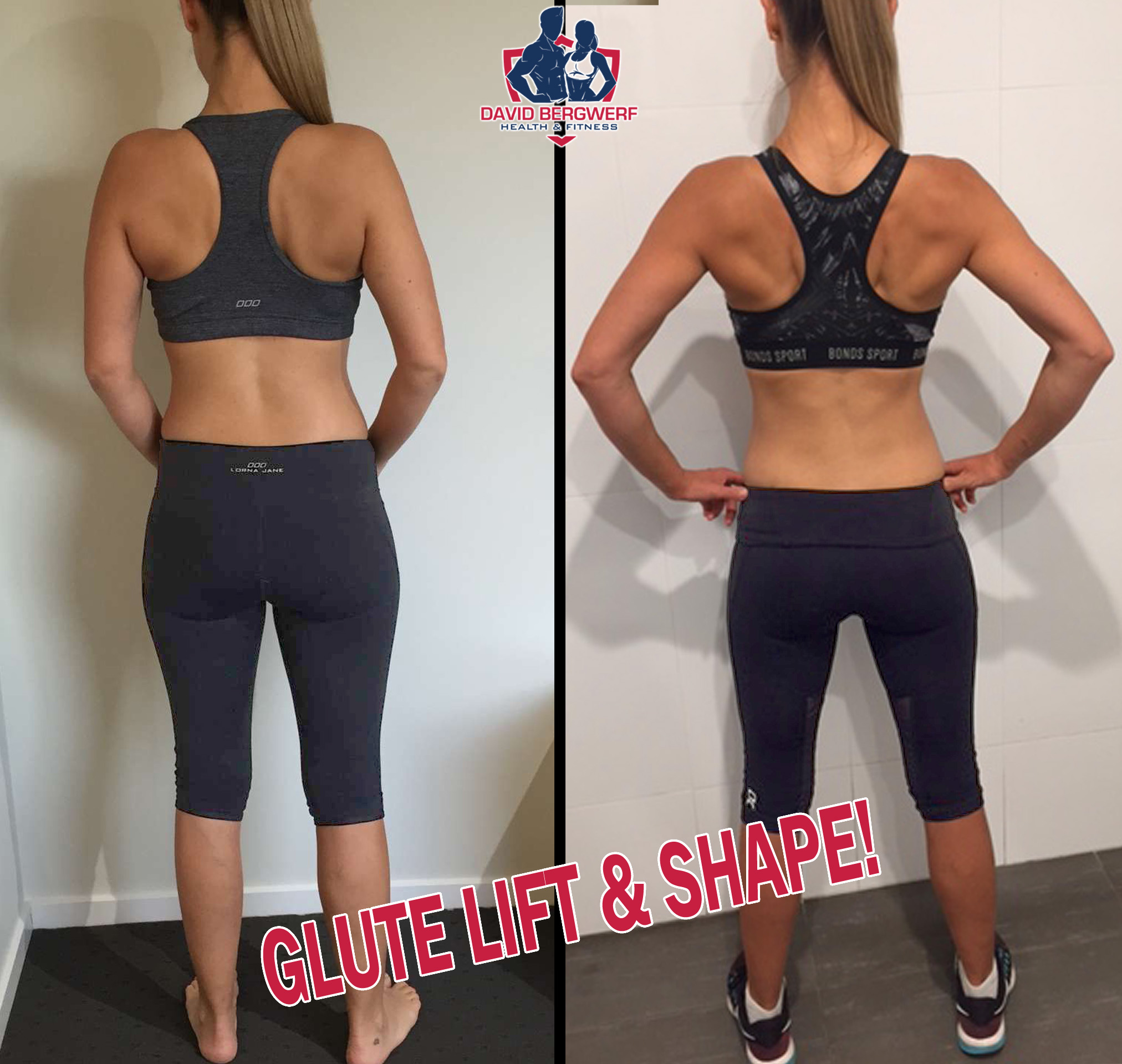 Hollie - All about shape - GET HER PROGRAM!