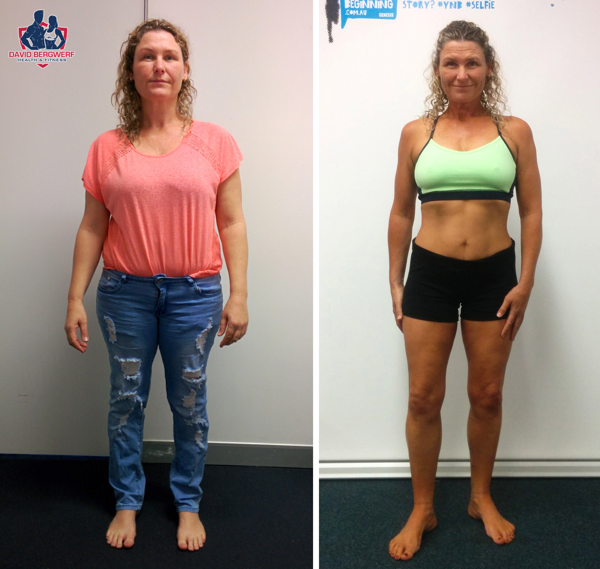 Kylie - Threw away her old self. Now she is a new woman - GET HER PROGRAM! (HOME PROGRAM)