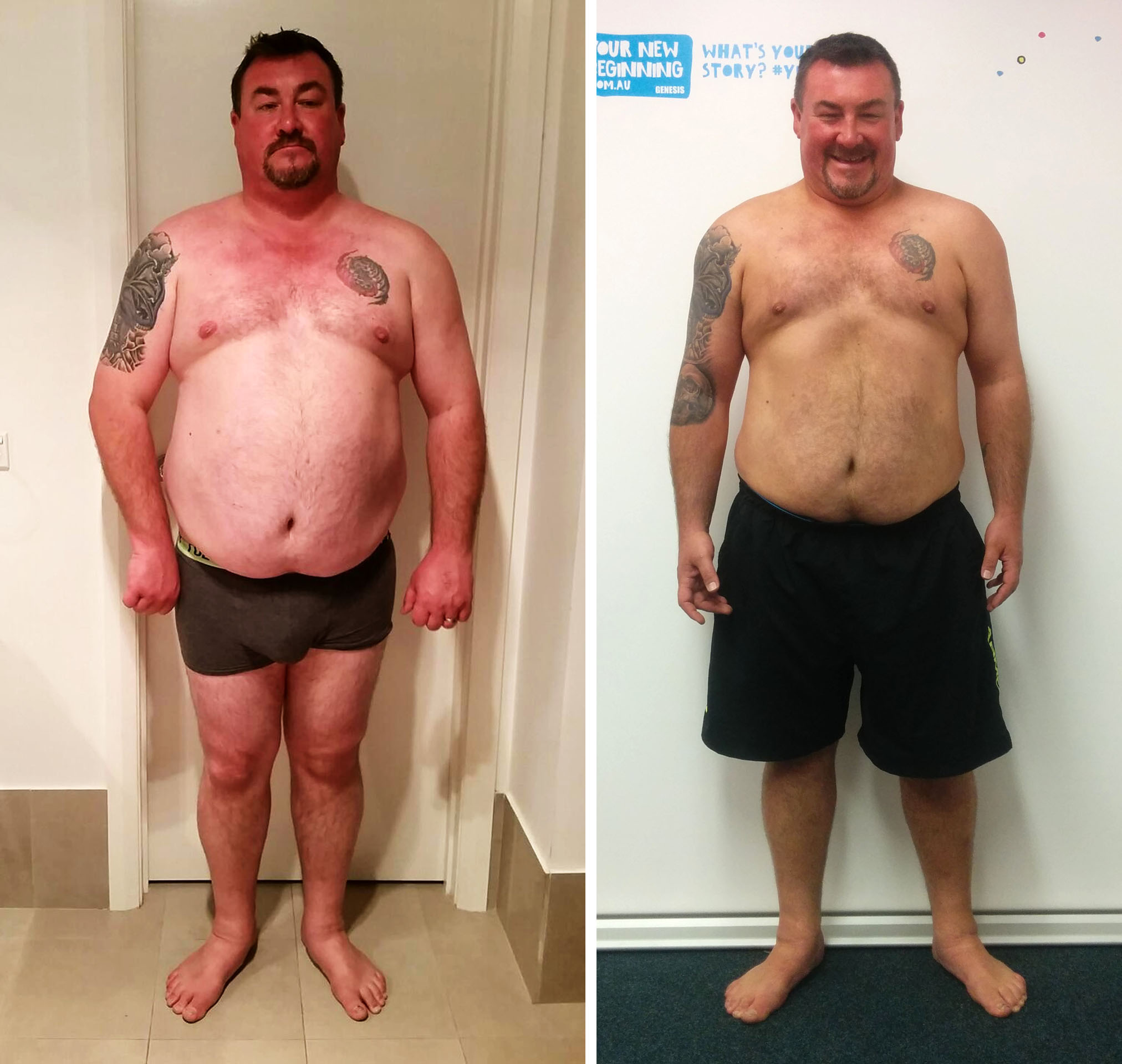 Sean - Became healthy for his family - GET HIS PROGRAM!